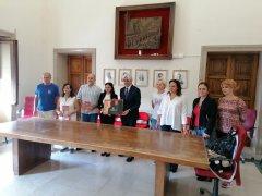 Projekta koordinatoru sanāksme Itālijā