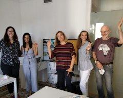 Erasmus + mobilitāte Barselonā
