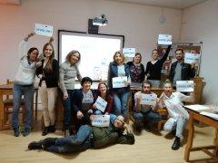 Erasmus + projekts par spēlēs balstītu praksi
